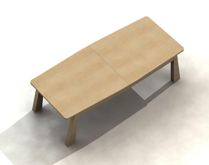 Sos design conseils id es et plans gratuits de meubles et objets design pou - Table de sejour design ...